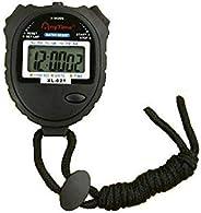 Cronômetro Progressivo Digital Relógio Alarme Data SportWatch XL021