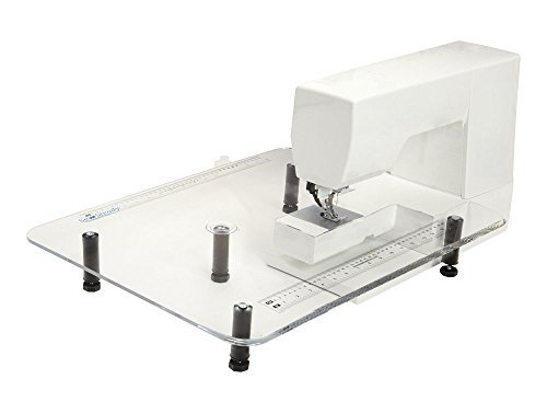 Lock Baby Machines - Sewsteady Portable Sewing Table for Baby Lock Katherine Machine Large 18