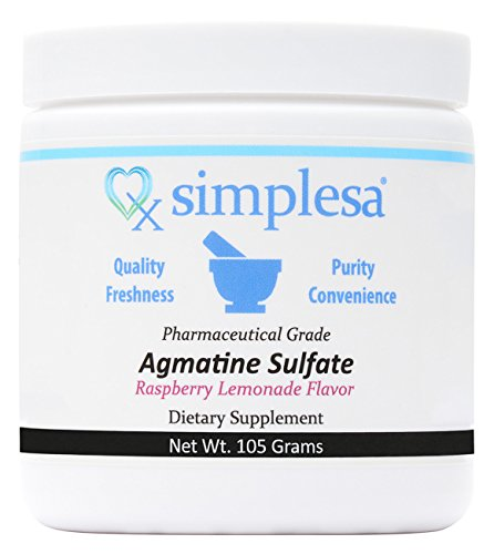 Agmatine Powder 750 Pressure Supplement product image