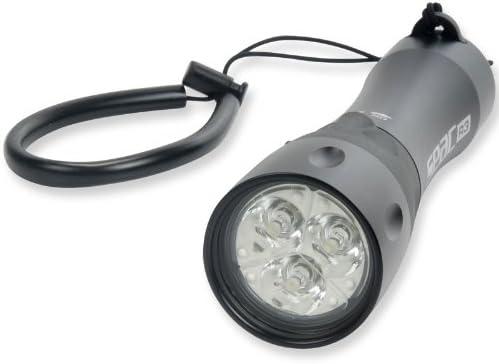 Seac Sub R3 LED 450 Lumen Aluminum Dive Light