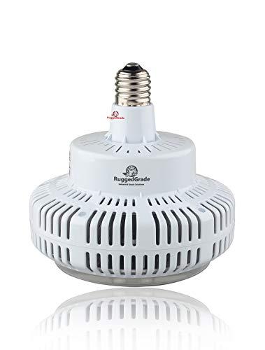 150 Watt LED High Bay E39 Light Bub -19,500 Lumen- 5000K White - Ultra Efficient 130 Lumens to Watts - Smaller and More efficient - Warehouse LED Lights - LED High Bay Lighting - High Bay LED Lights