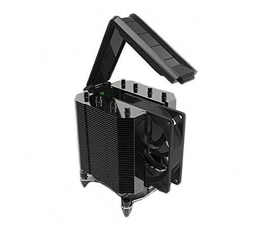 Phononic HEX 2.0 Thermoelectric CPU Cooler, Black by Phononic (Image #2)