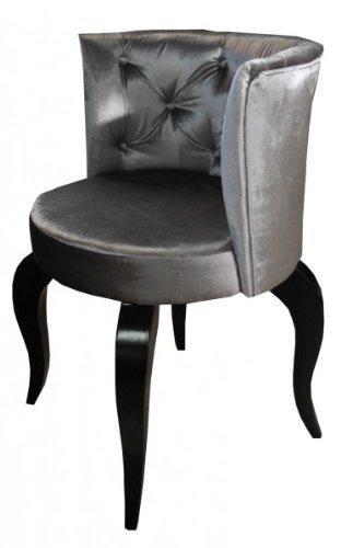 Casa Padrino Barroco Salón Silla Gris - sillones de diseño ...
