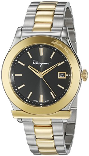 Salvatore-Ferragamo-Mens-FF3910015-FERRAGAMO-1898-Analog-Display-Quartz-Two-Tone-Watch