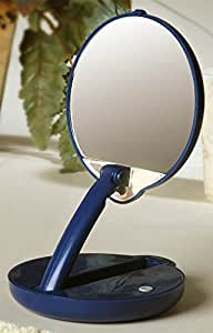 Amazon Com Magnifying Lighted And Adjustable Compact