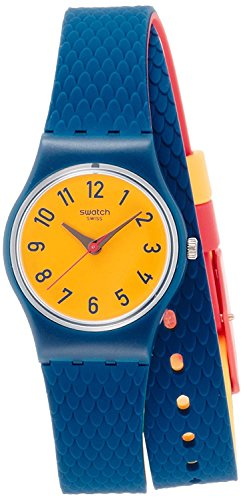 SWATCH watch Lady CHECK ME OUT 2 double wrap band LN150 Women's Watch