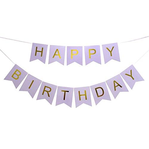 Purple Birthday Party Decorations Amazoncom