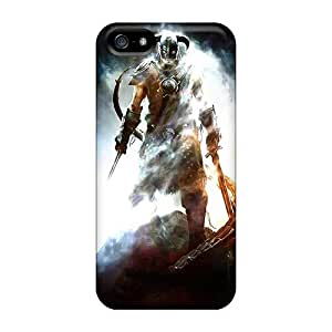 Iphone 5/5s Cover Case - Eco-friendly Packaging(elder's Scroll V Skyrim)