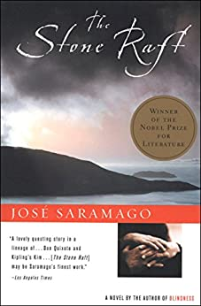 The Stone Raft (Harvest Book) by [Saramago, José]