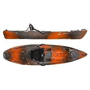 Wilderness systems tarpon 100 kayak sports for Fishing kayak under 300