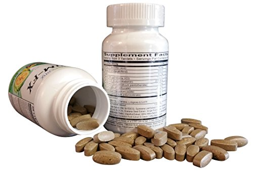 Trim-fx 120 Count - Fitness, Energy & Lifestyle Enhancement Supplement