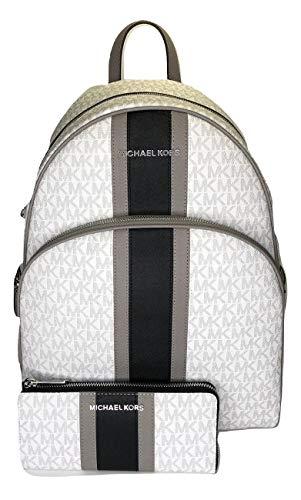 877292ab7349 MICHAEL Michael Kors Abbey Large Backpack bundled with Michael Kors Jet Set  Travel 3/4