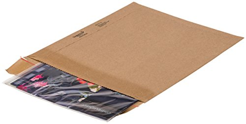 Jiffy Rigi Bag Mailer 89273 #4, 9-3/8'' x 12-7/8'', Natural Kraft (Pack of 200) by Jiffy Rigi Bag