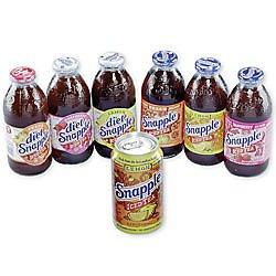 Snapple Diet Raspberry Ice Tea, 16 Oz., Case Of 24