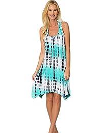 Tie Dye Dresses for Juniors