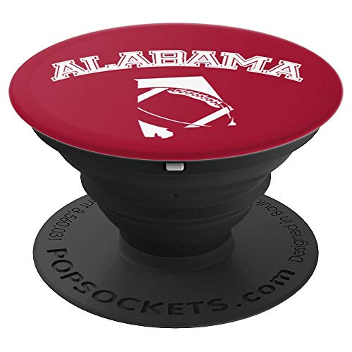 Alabama Football - Design Series - PopSockets Grip and Stand for Phones and Tablets