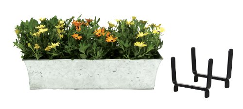Achla Handrail Flowerbox Bracket Kit for 2x6-in Rail