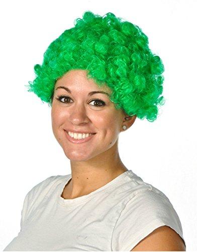 Womens Child Costume Green Patricks