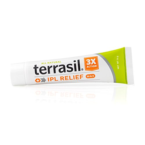 Molluscum Contagiosum Treatment with Thuja - terrasil® IPL Relief MAX, Pain Free, Formulated for Children's Sensitive Skin 100% Guarantee All Natural Ointment for Treating Molluscum Bumps, & Itch by Aidance Skincare & Topical Solutions