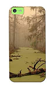 Premium [stTHALe4759tEumR]louisiana Swamp Case For Iphone 5c With Design - Eco-friendly Packaging wangjiang maoyi