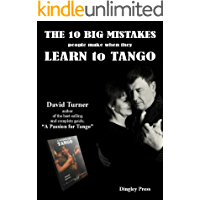 The 10 Big Mistakes People Make When They Learn To Tango book cover