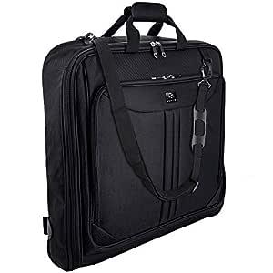 ZEGUR Suit Carry On Garment Bag for Travel & Business Trips With Shoulder Strap
