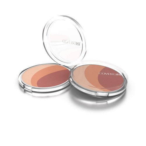 COVERGIRL Clean Glow Lightweight Powder Blush Roses 100.42 oz (packaging may vary)