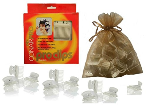 Conair Proclips Roller Accessories Butterfly