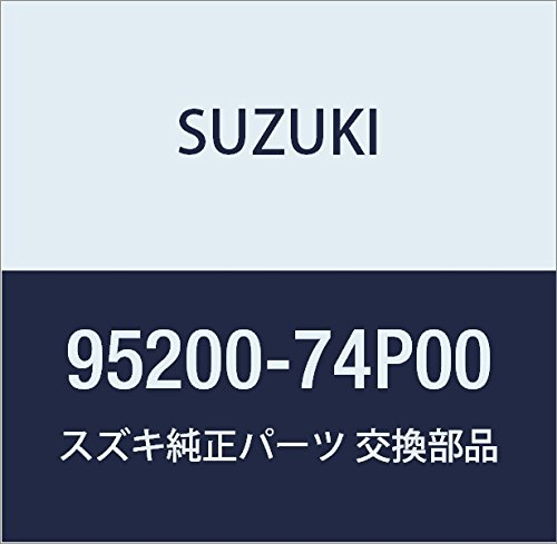SUZUKI (スズキ) 純正部品 コンプレッサアッシ 品番95200-74PA2 B01MTOPDSF -|95200-74PA2