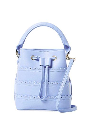 Cynthia Rowley Classy light blue shoulder bag