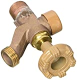 Woodford 101P Anti-Siphon Wall Faucet Combination Inlet