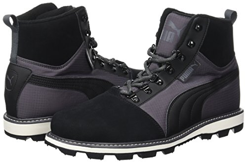 Basses Adulte Black Fur Noir Tatau Mixte Puma asphalt Boot 2 Sneakers g0XwqBnx