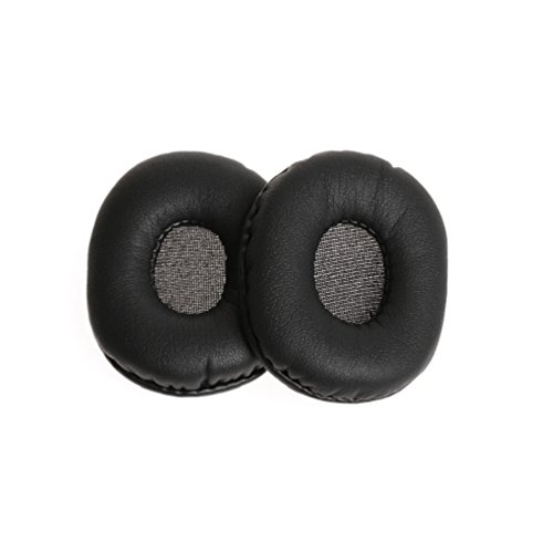 VEVER 2 pcs Replacement Earpads Ear Pads Cushion For VXi BlueParrot B350-XT Noise Cancelling Headsets (with VEVER LOGO package)