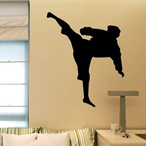 Pegatina De Pared Frases Judo Taekwondo Poster Taekwondo