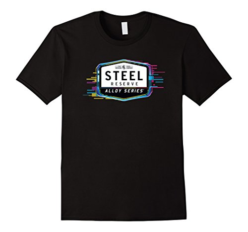 - Steel Reserve Alloy Series Beer Shirt (Official)