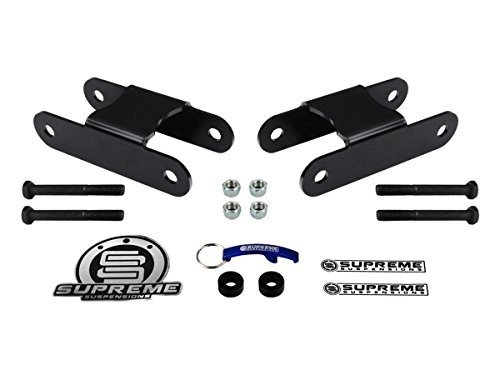 Supreme Suspensions - Coloardo Lift Kit 2