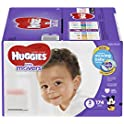 174 Ct Huggies Little Movers Diapers Size 3