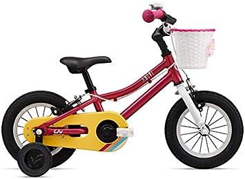 Giant - Bicicleta de niña de 12 Pulgadas Adore F/W 12 de Aluminio ...