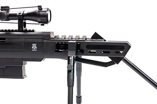Black Ops Break Barrel Spring Powered Sniper Rifle B1008