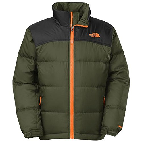 The North Face Boys Nuptse II Jacket CC25N8M_YS by The North Face