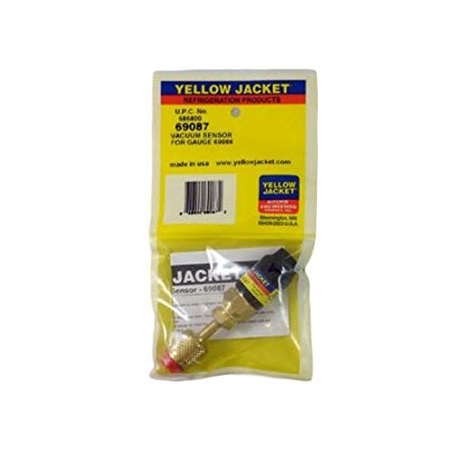 Yellow Jacket 69087 Replacement Vacuum Sensor for Gauge 69086 ()