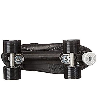 Chicago Bullet Men's Speed Roller Skate - Black : Speed Roller Skates : Sports & Outdoors