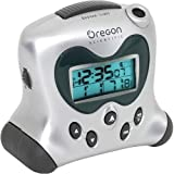 Oregon Scientific Rm313pa Exactset Fixed Projection Alarm Clock