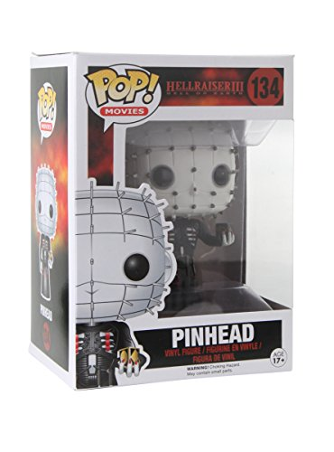 Funko Hellraiser III: Hell On Earth Pop! Movies Pinhead Vinyl Figure -