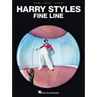Harry Styles: Fine Line Songbook for Piano/Vocal/Guitar