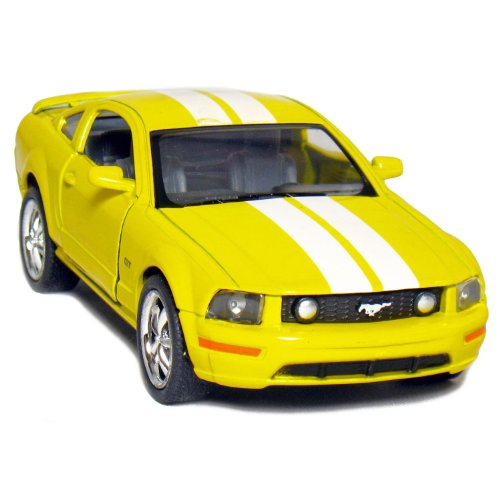 yellow ford mustang - 8