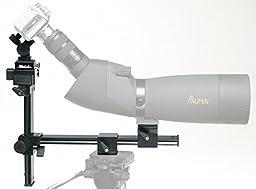 ALPEN Digital Camera Adapter for Spotting Scopes