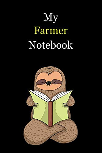 Farmer Costumes Images - My Farmer Notebook: With A Cute