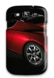 Tpu Fashionable Design Tesla Roadster 29 Rugged Case Cover For Galaxy S3 New
