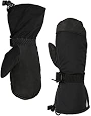 Winter Gloves -40°F Thermal 3M Thinsulate Insulated Ski Mittens Heated Waterproof for Skiing/Snowmobile/Shoveling Snow